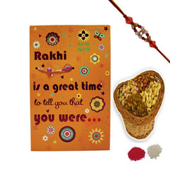 Greeting Card with Dry fruits /></a></div><div class=