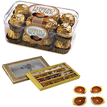 Ferrero with Sweets