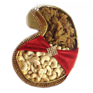 Ethanic Dryfruit Platter