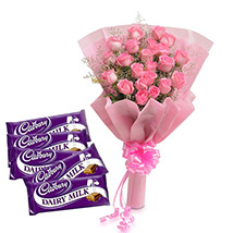 Fathers Day - Pretty Pink N Chocolates