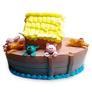 Noahs Arch Cake