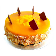 Mango Cake For Mumbai