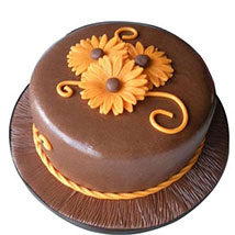 Chocolate Orange Cake 1kg.