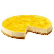 Lemon Cheese Cake 1kg.