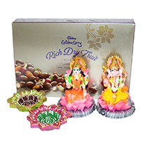 Cadbury Rich Dry fruits with Divine gifts