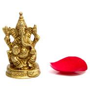 Ethnic Brass Ganesha