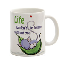 Life Coffee Mug for Mother