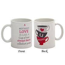 Just U Mom Mug