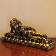Tranquil Ganesha Idol