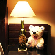 Lamp & Teddy Combo