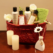 Happy Skin Hamper