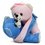 Hug Teddy Soft Toy