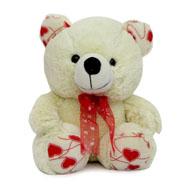 Cream Teddy Soft Toy