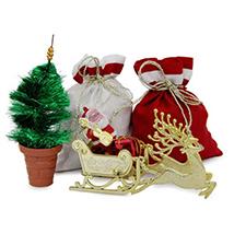 Santa Snow Chariot