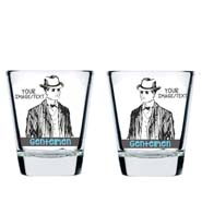 Personalize Shot Glasses Set