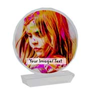 Personalized Round Plaque