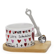 Love Scheduler Mug