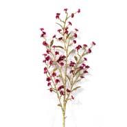 Mini Glitter Flower Stick