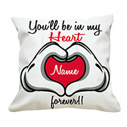 You Are In My Heart Cushion