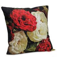 Floral Printed Cushion