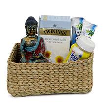 Buddha N Tea Hamper