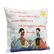 Cute Love Cushion