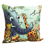 Animal Art Cushion
