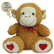 Gift Monkey Soft Toy