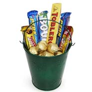 Chocolate Bucket GWD3374