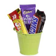 Chocolates In A Bucket