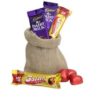 Chocolates In A Bag