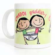 Chaddi Buddies Mug