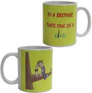 Teasing Mug for Bro