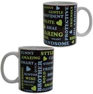 Compliment Mug For Bro
