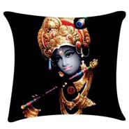Lord Krishna Cushion
