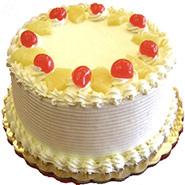 500 Gm Pineapple Cake