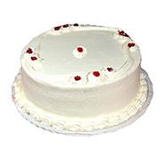 500 Gm Vanilla Cake