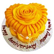 1kg Mango Cake Eggless