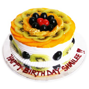 1kg Mixed Fruit Cake Eggless