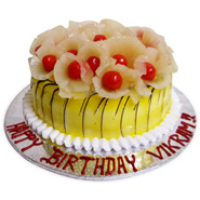 1kg Pineapple Cake Eggless Special