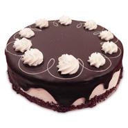 1kg Marble Cake Eggless Black