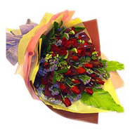 Bouquet of 36s Red Roses-MAL