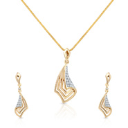 Oviya Glam Destination Pendant Set