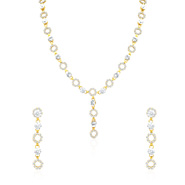 Oviya Fashion Forever Necklace Set