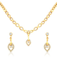 Oviya Inanimate Magnificience Necklace Set