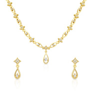 Oviya Magestic Grace Necklace Set