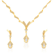 Oviya Night Beauty Necklace Set