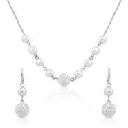 Oviya Regalia Luxury Necklace set