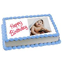 2kg Photo Cake Vanilla Sponge