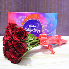 Red Roses N Chocolate